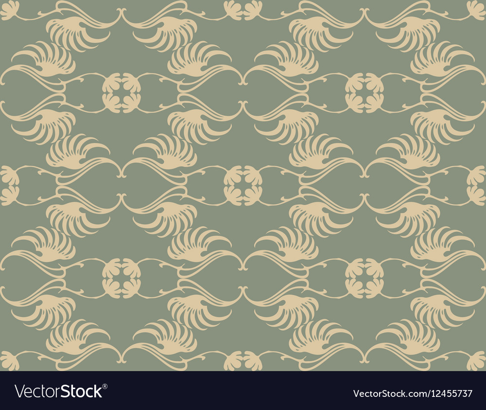 Abstract Ornament Pattern vector image