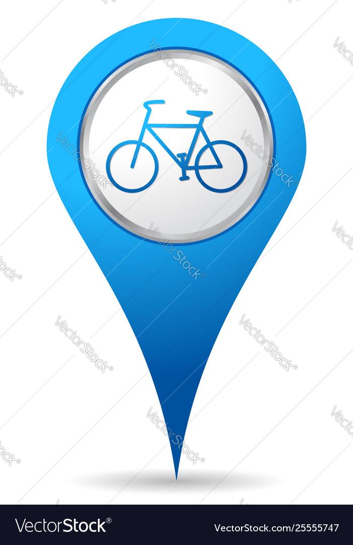 Bike location icon