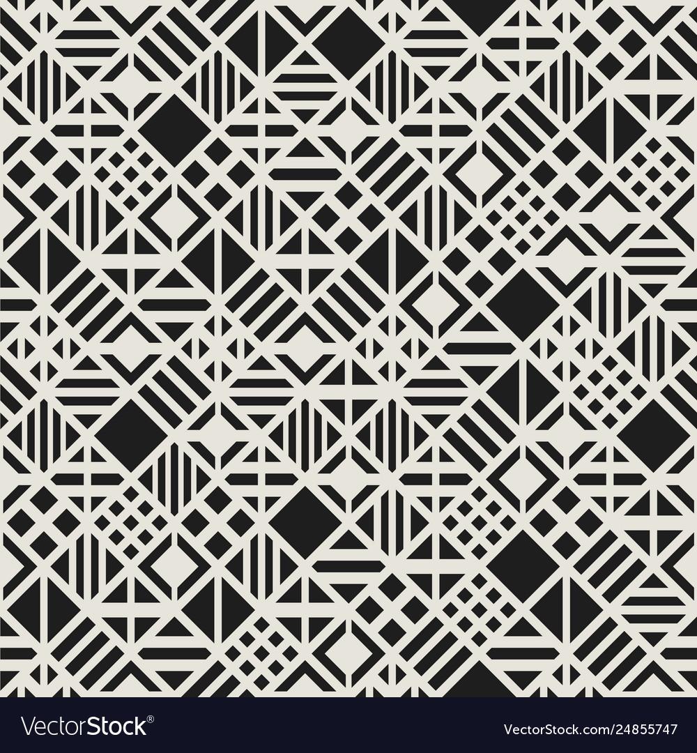 Monchrome seamless pattern