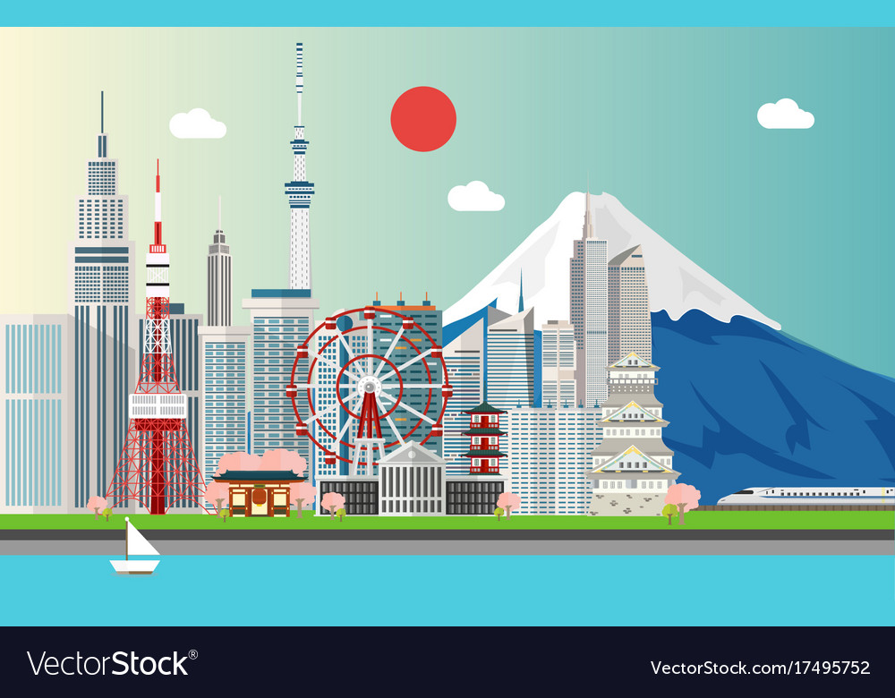 Amazing tourist attrations for traveling in tokyo