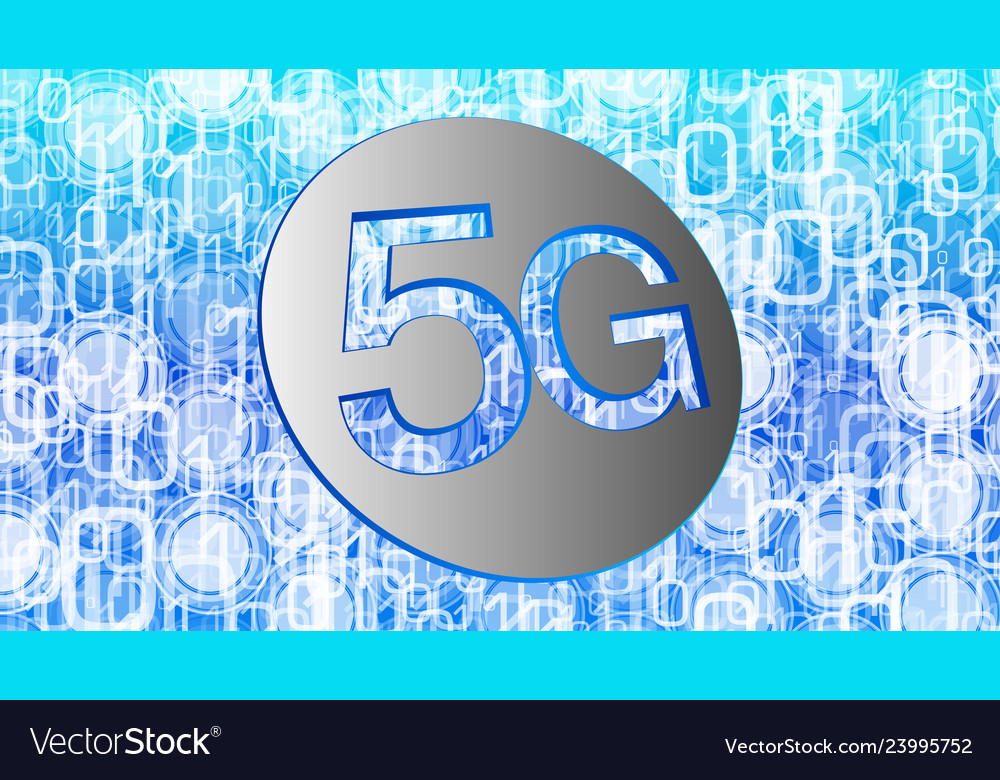 High speed 5g network digital technology