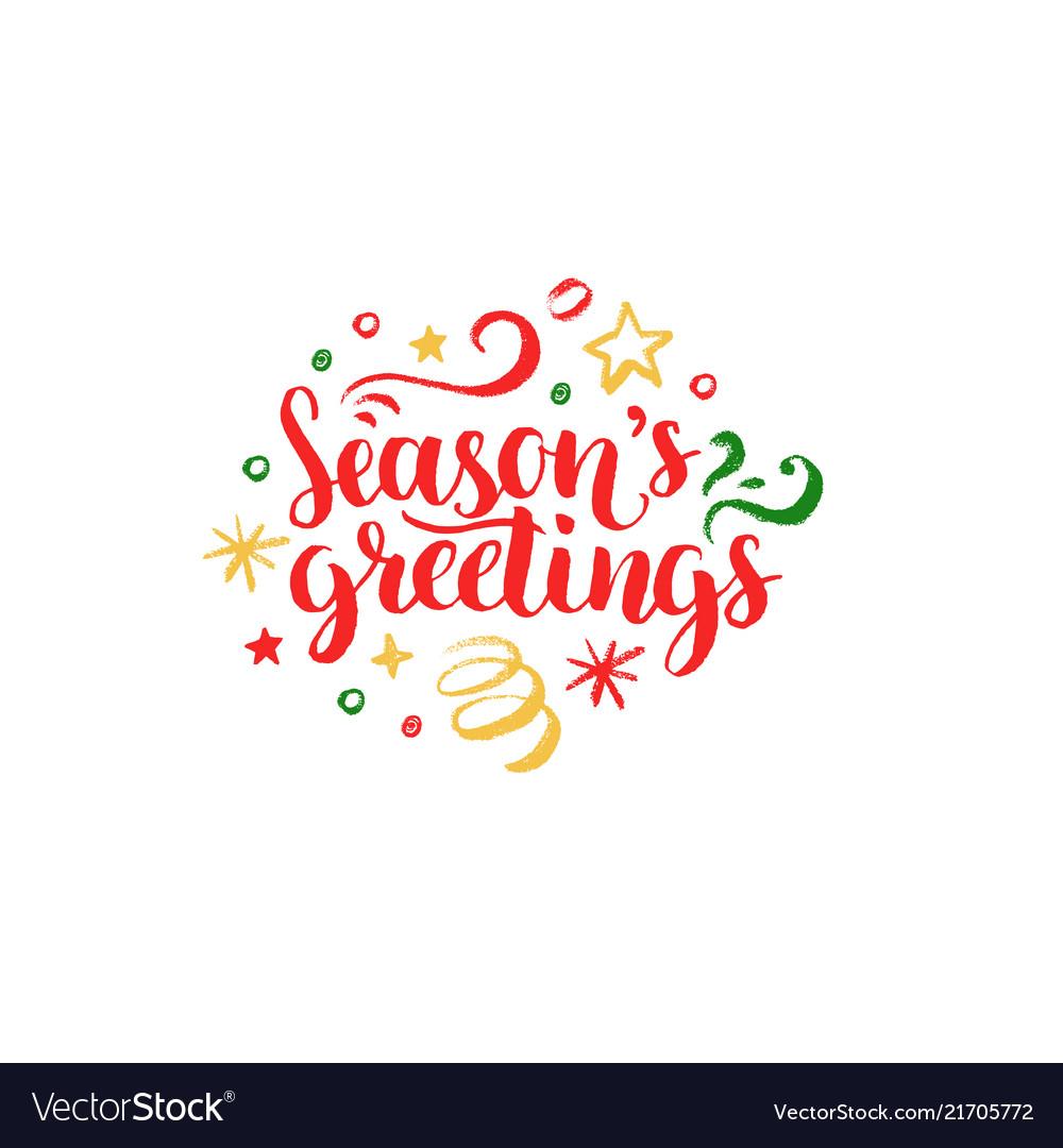 season greetings  custom season s greetings card for