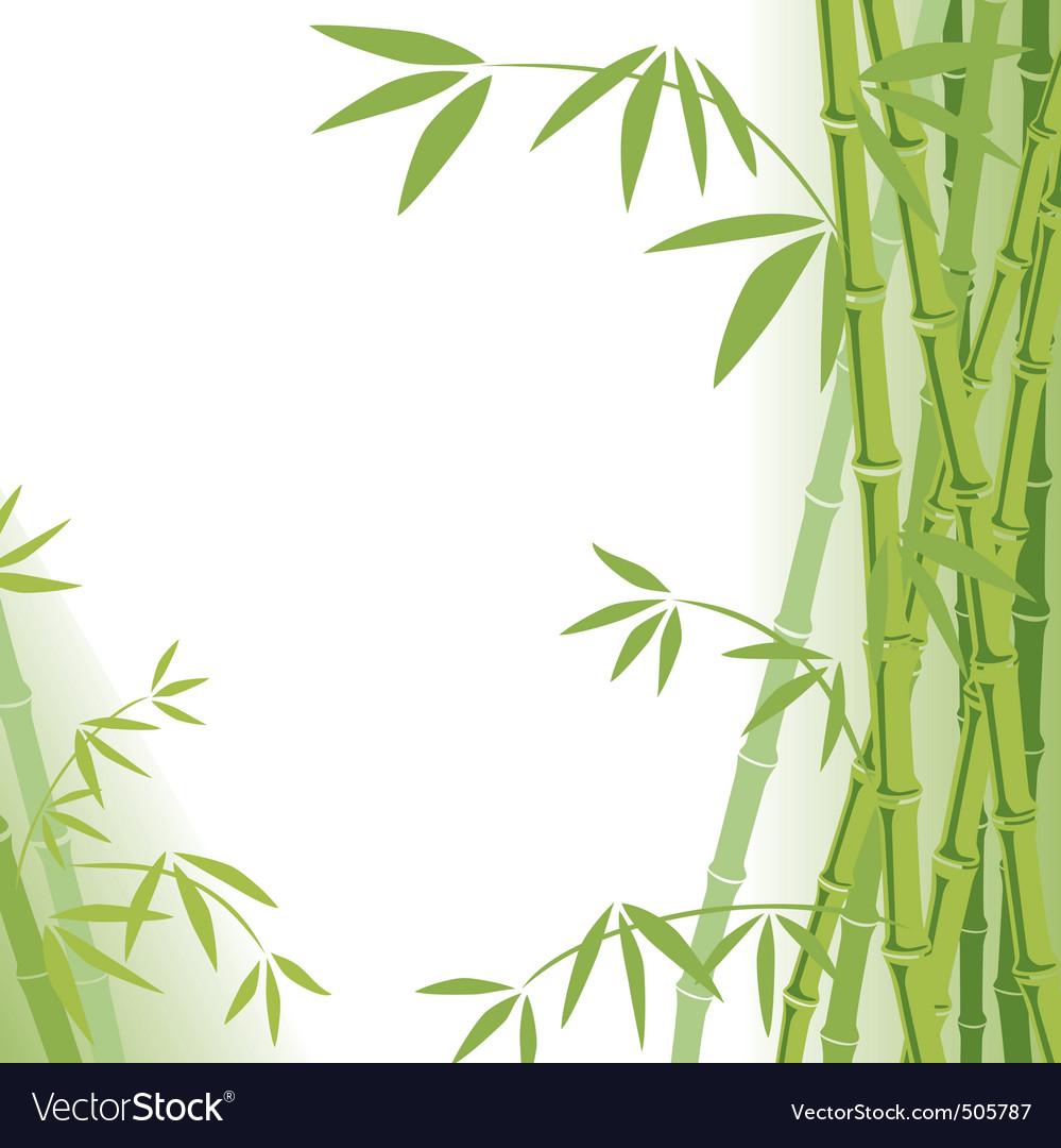 background bamboo royalty free vector image vectorstock rh vectorstock com bamboo vector illustration bambu vector