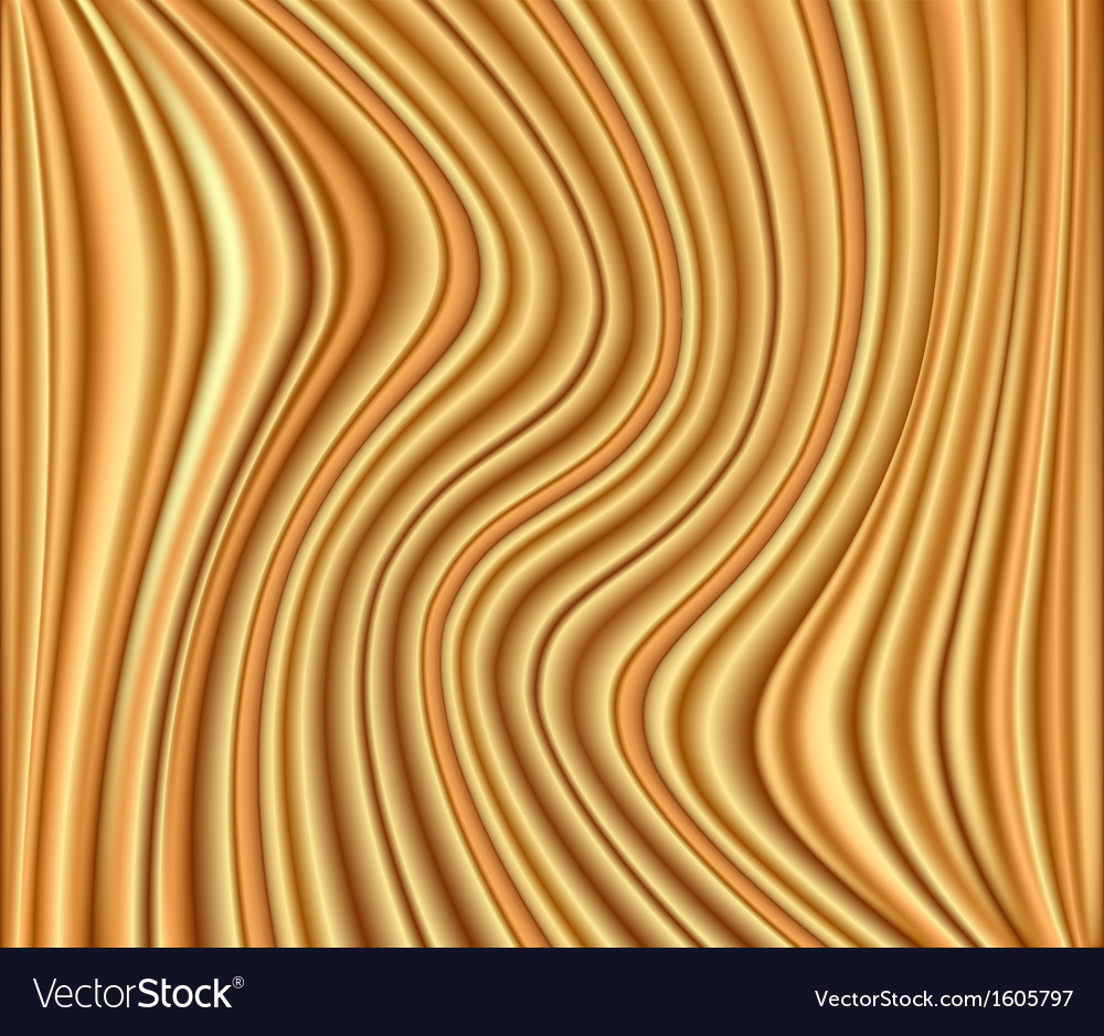 Abstract gold background luxury cloth wave