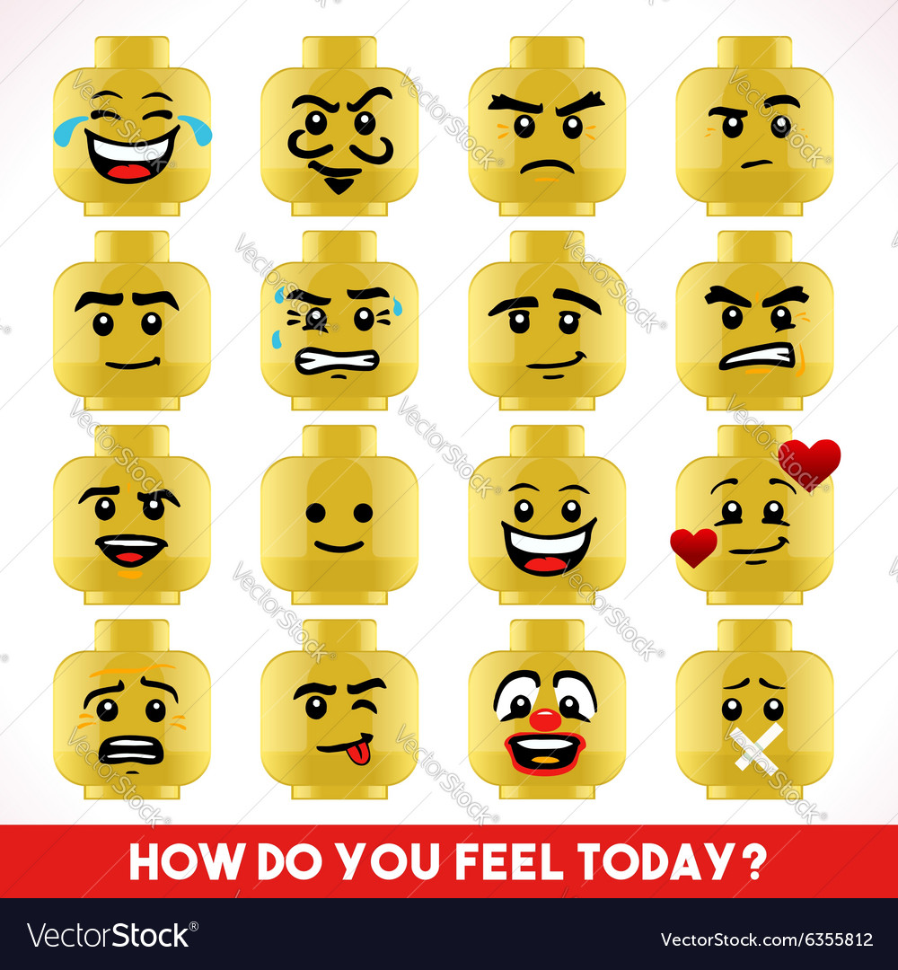 Toy Block Emoji Games Isometric