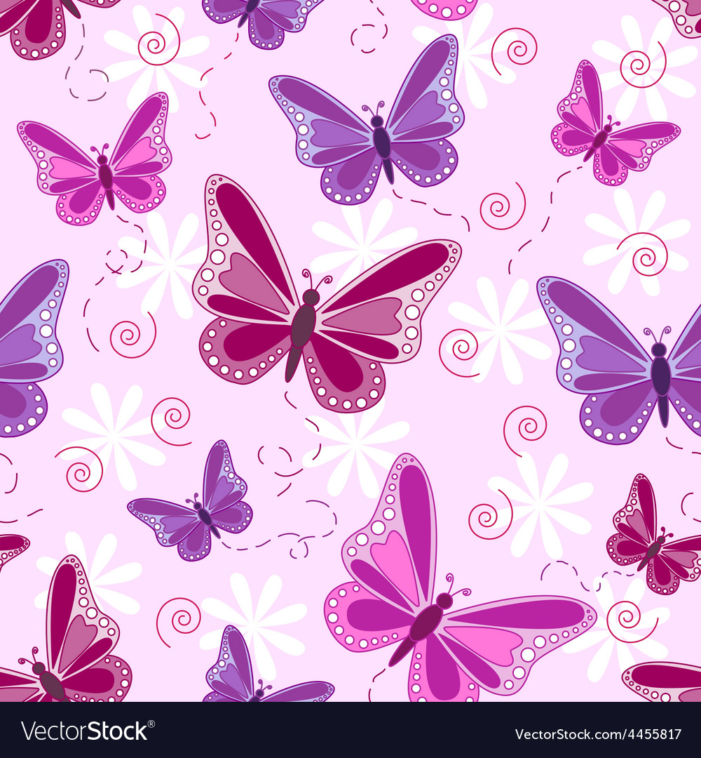 Butterfly Pattern Awesome Decoration