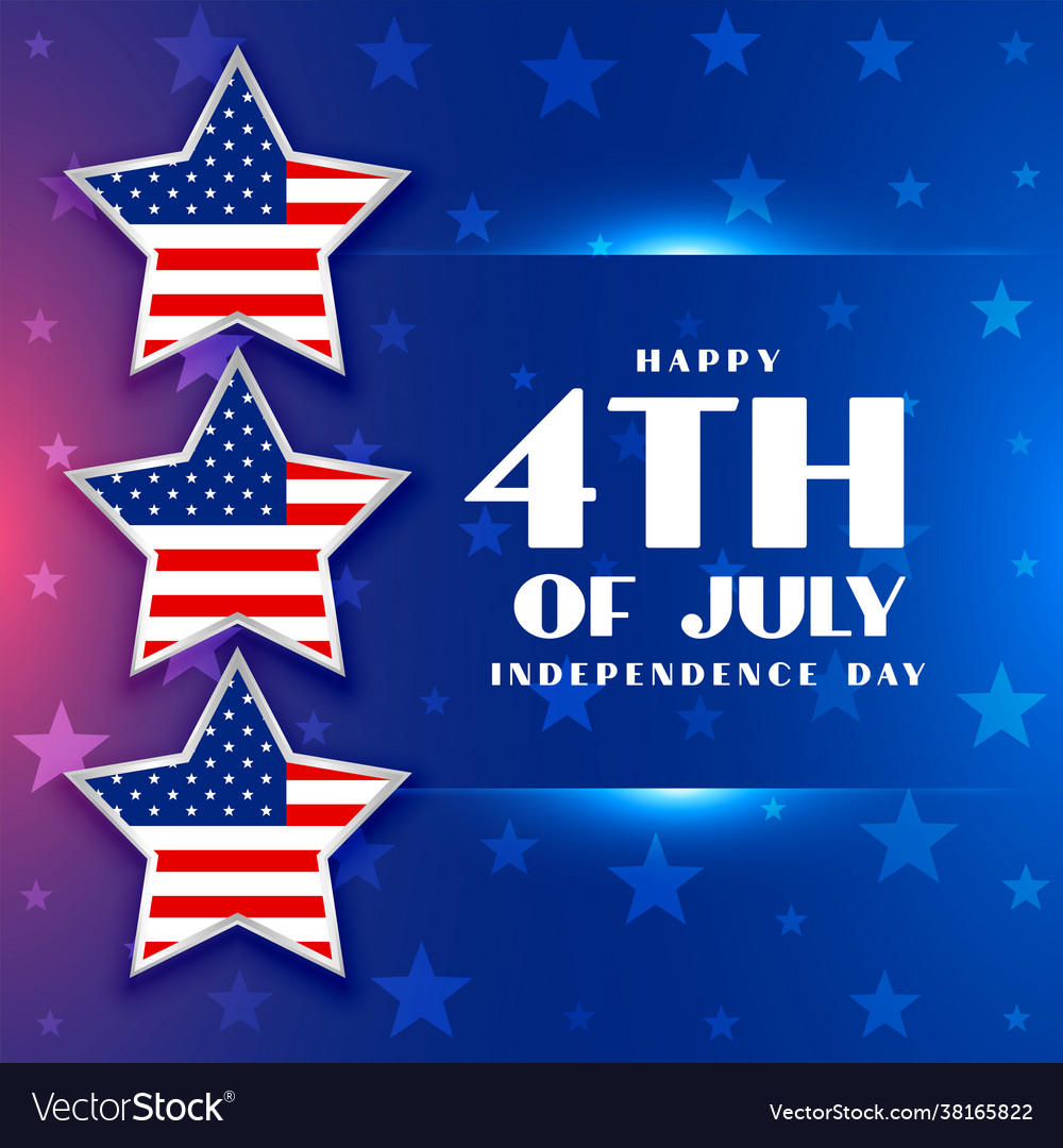 American independence day background for 4th