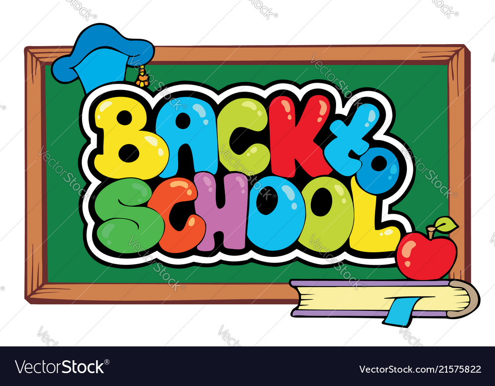 Back to school theme 4