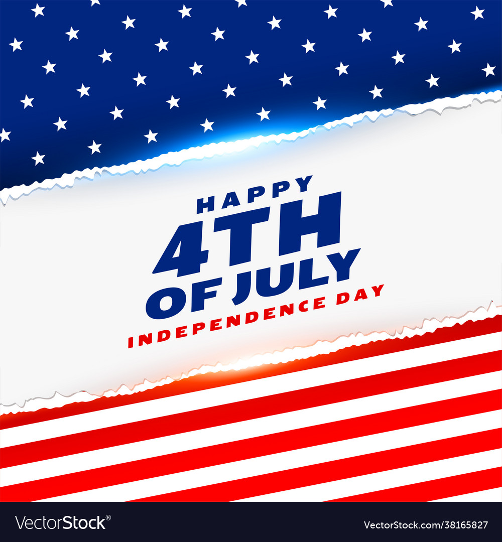 Happy fourth july american independence day
