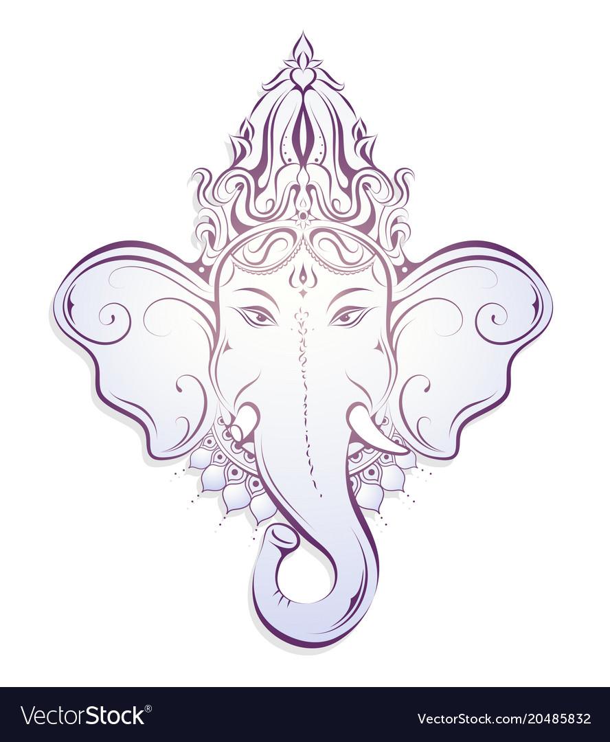 Ganesha decorative