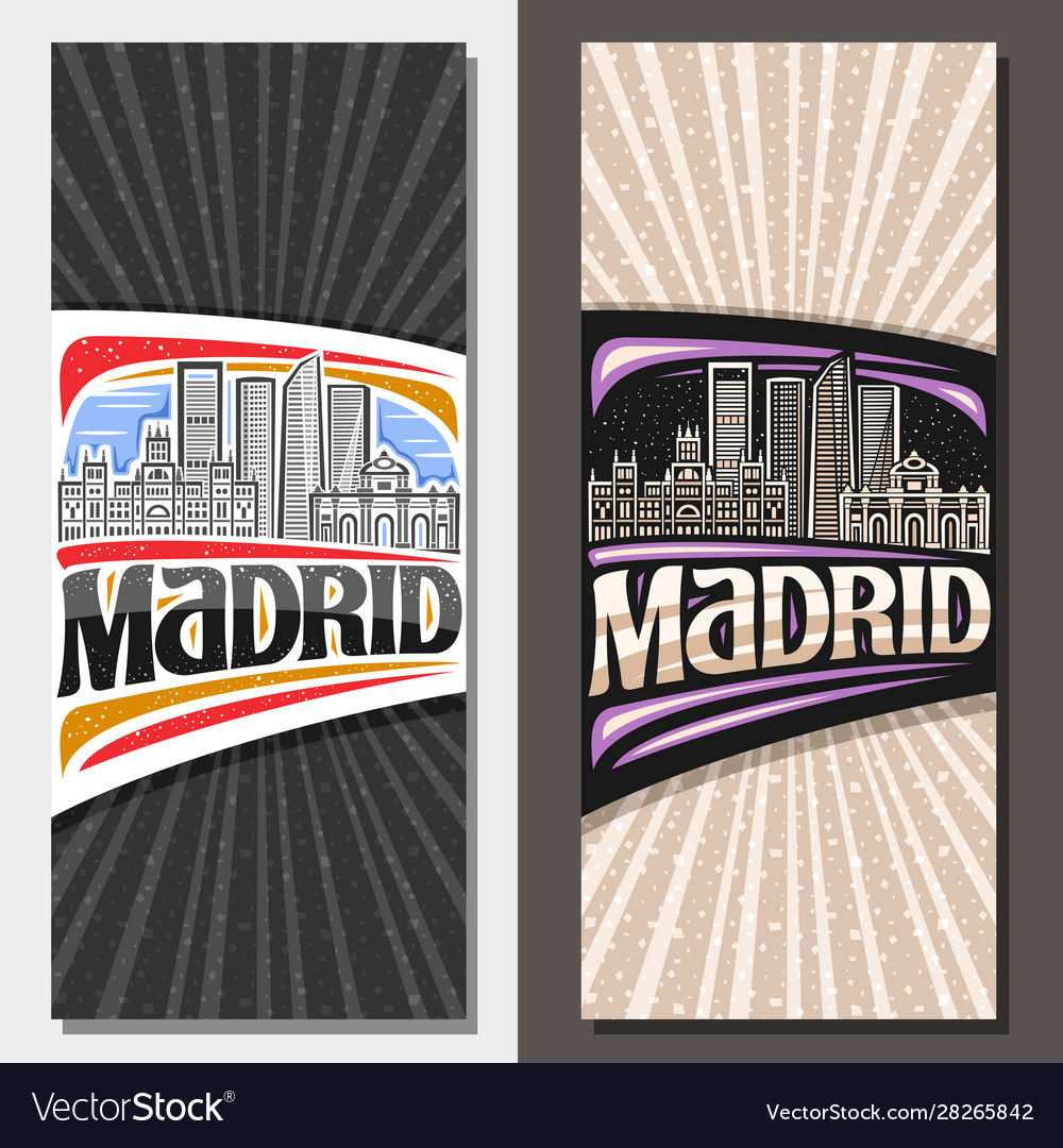 Layouts for madrid