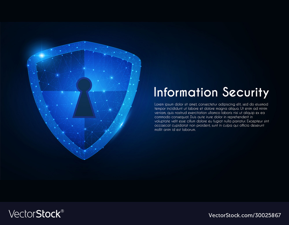 Data protection information security abstract
