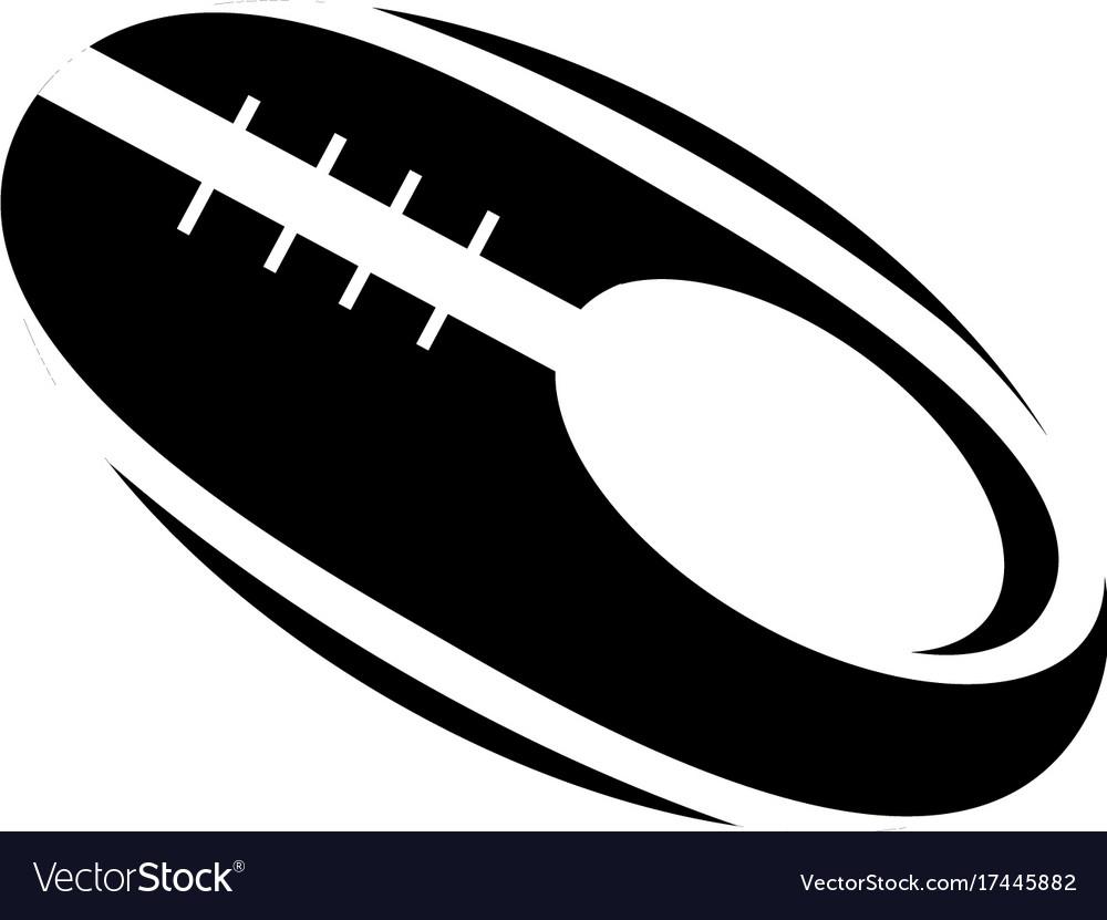 American football emblem image