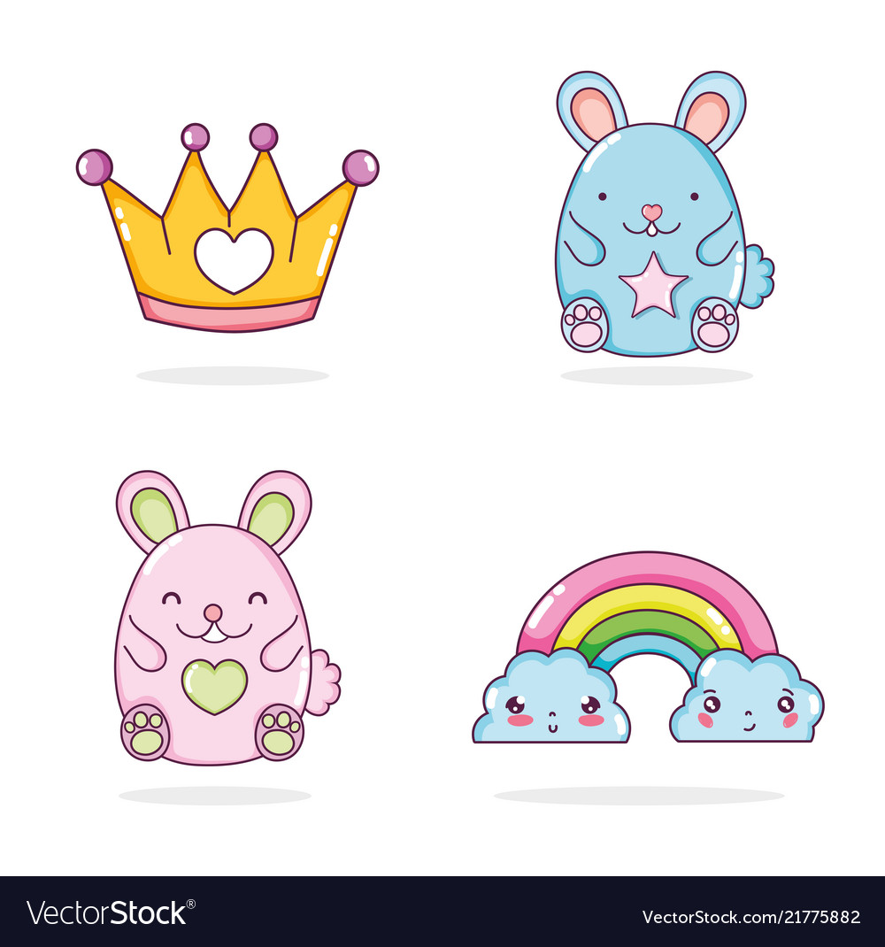 Cute cartoons collection