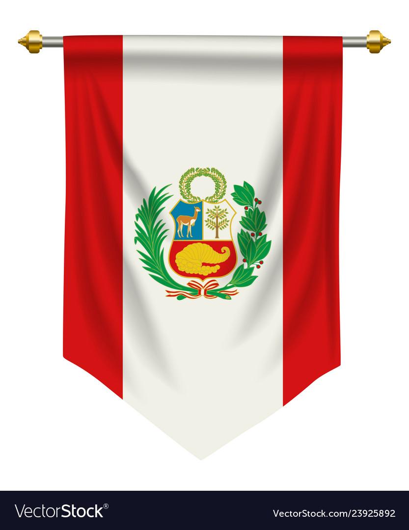 Peru pennant