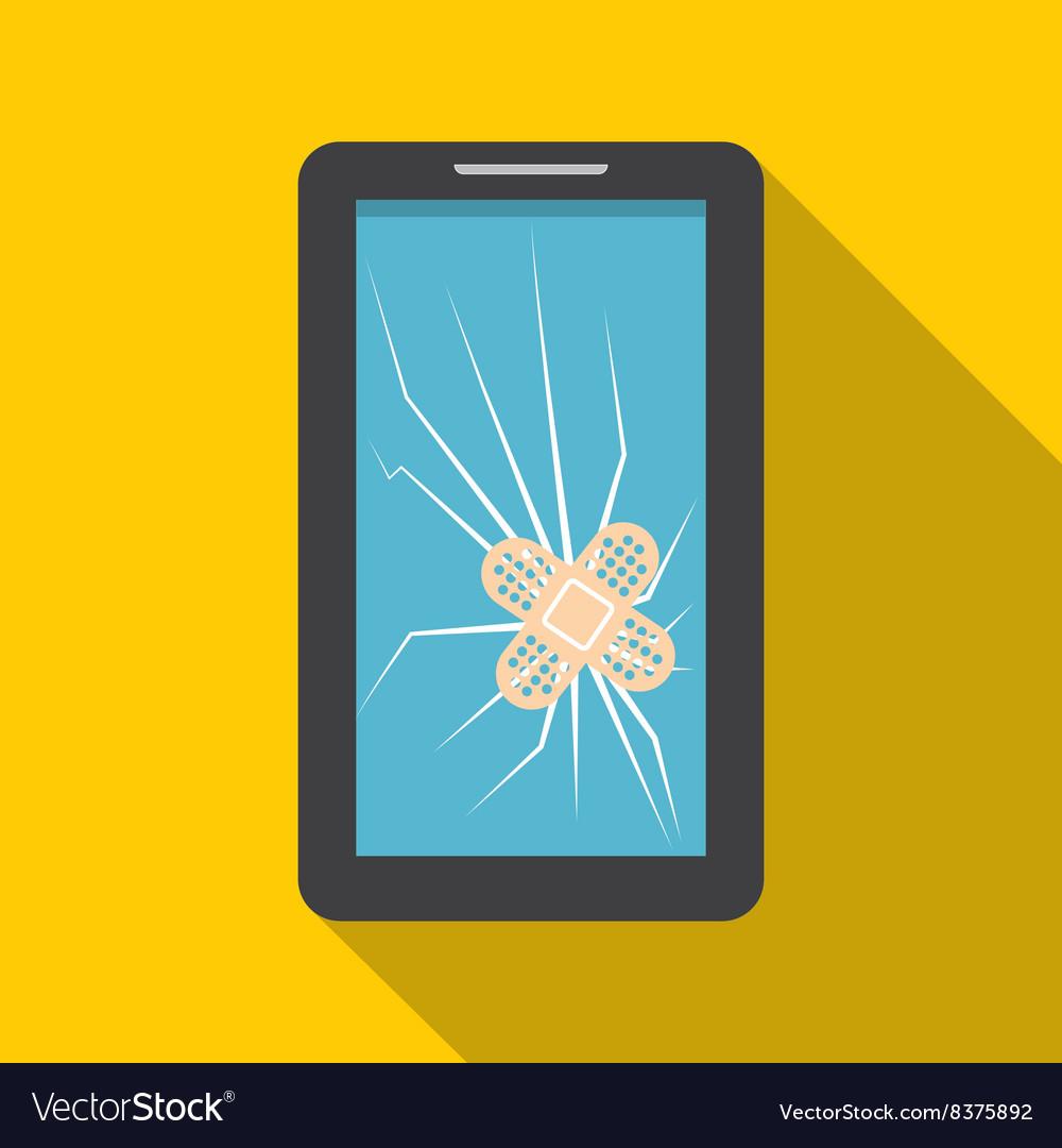 Phone Broken Screen