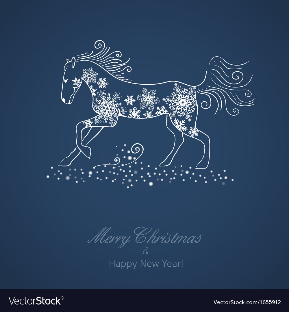 Happy New Year Horse Images 47