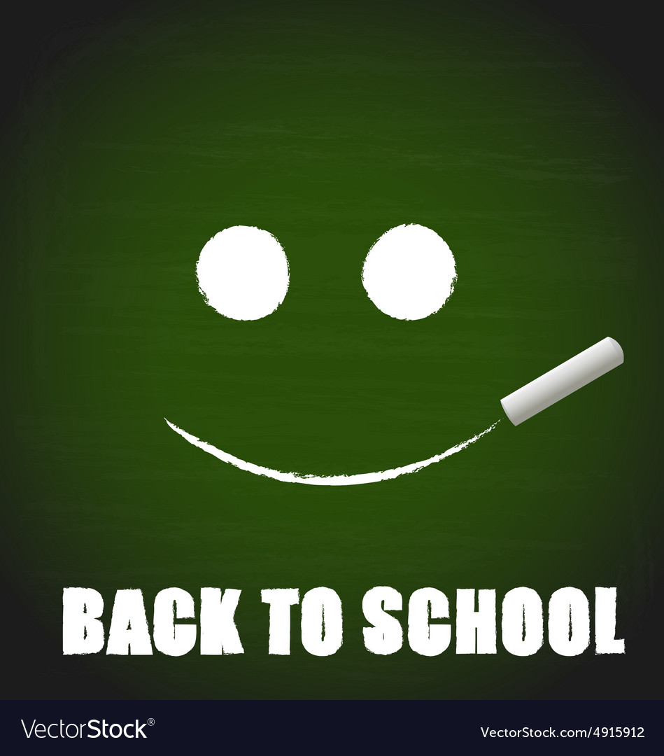 Welcome Back To School Royalty Free Vector Image