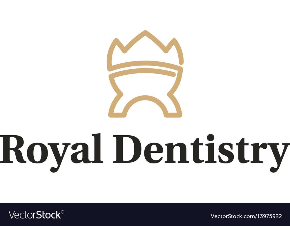 Royal dentistry logo