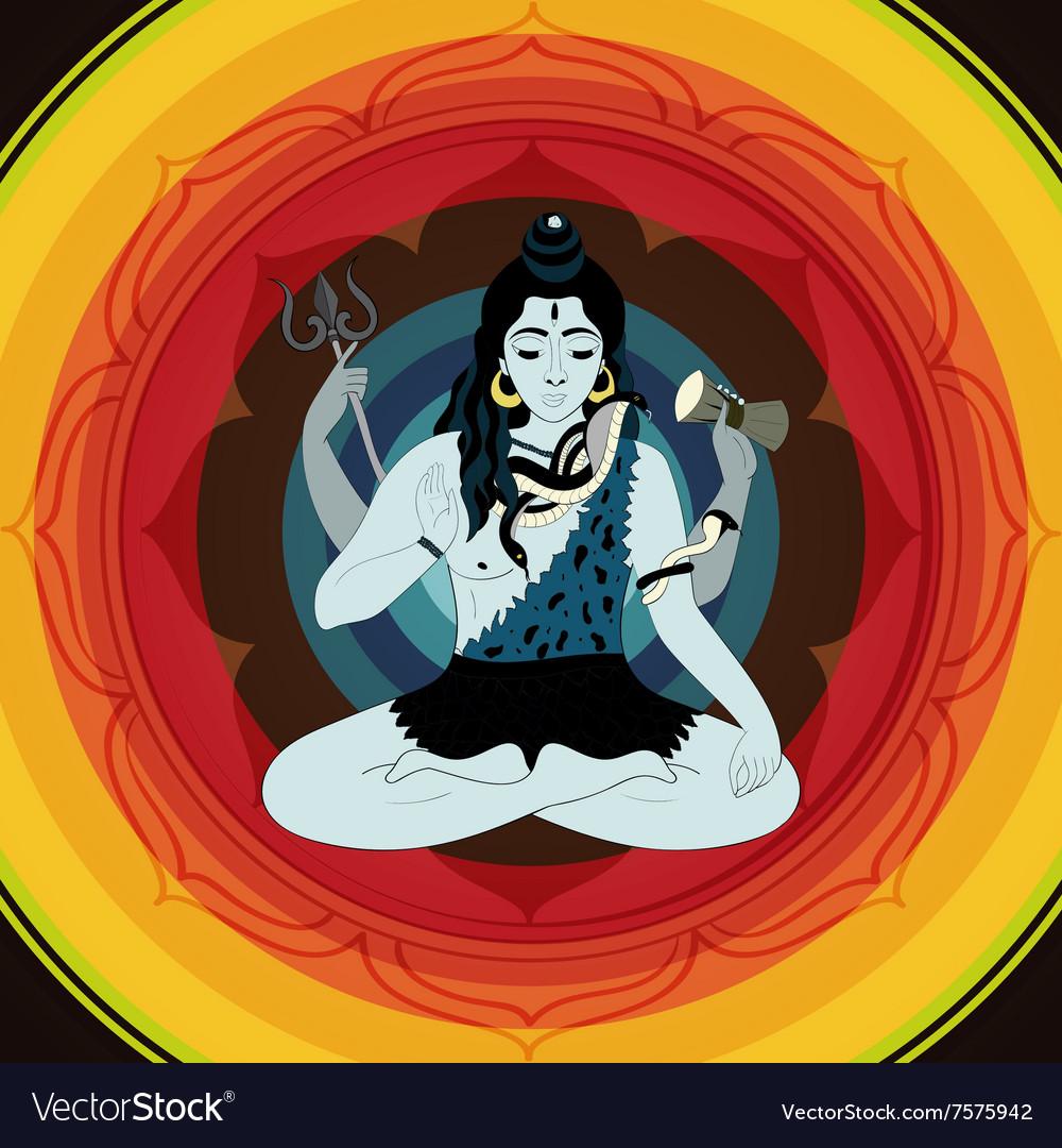 Lord Shiva Hindu gods Indian