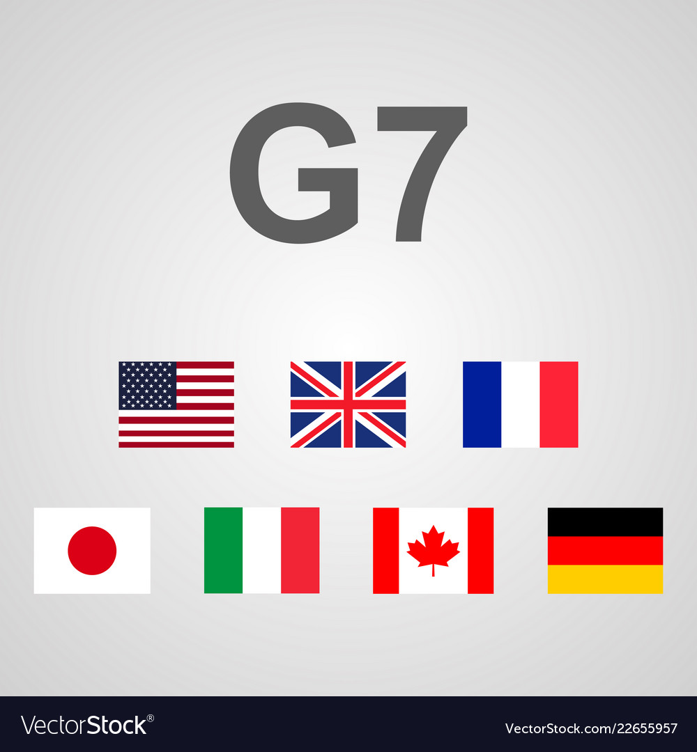 Group of seven great countries