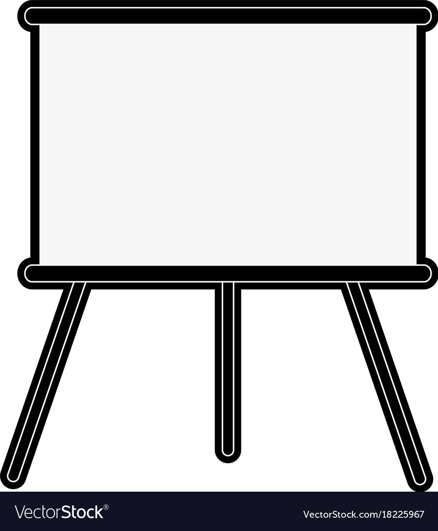 Blank business presentation
