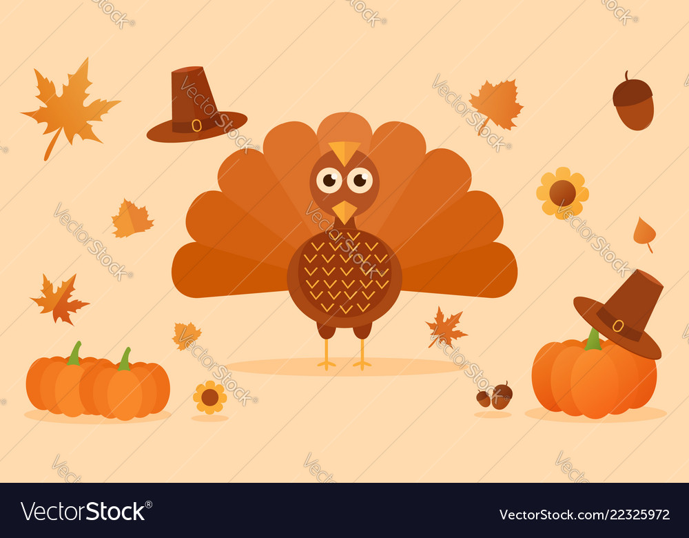 Thanksgiving miscellaneous design