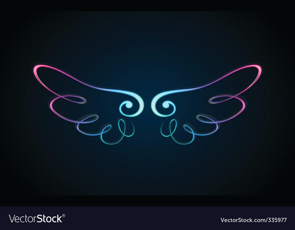 Shining wing