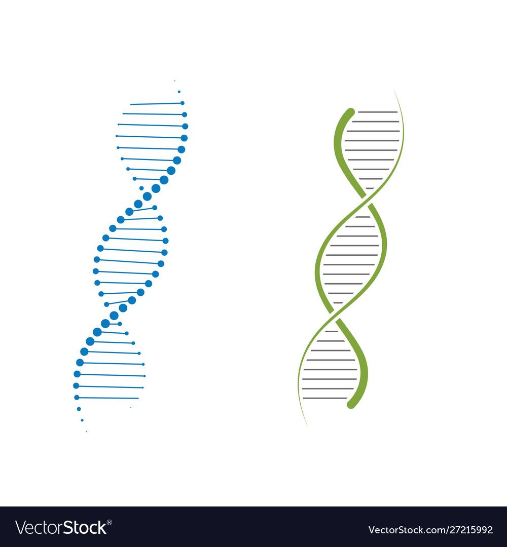 Dna icon design
