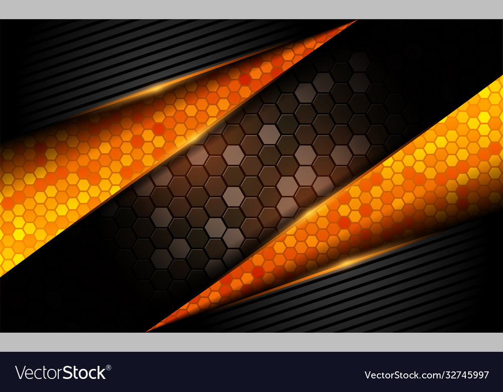 Modern dark abstract background with shinny