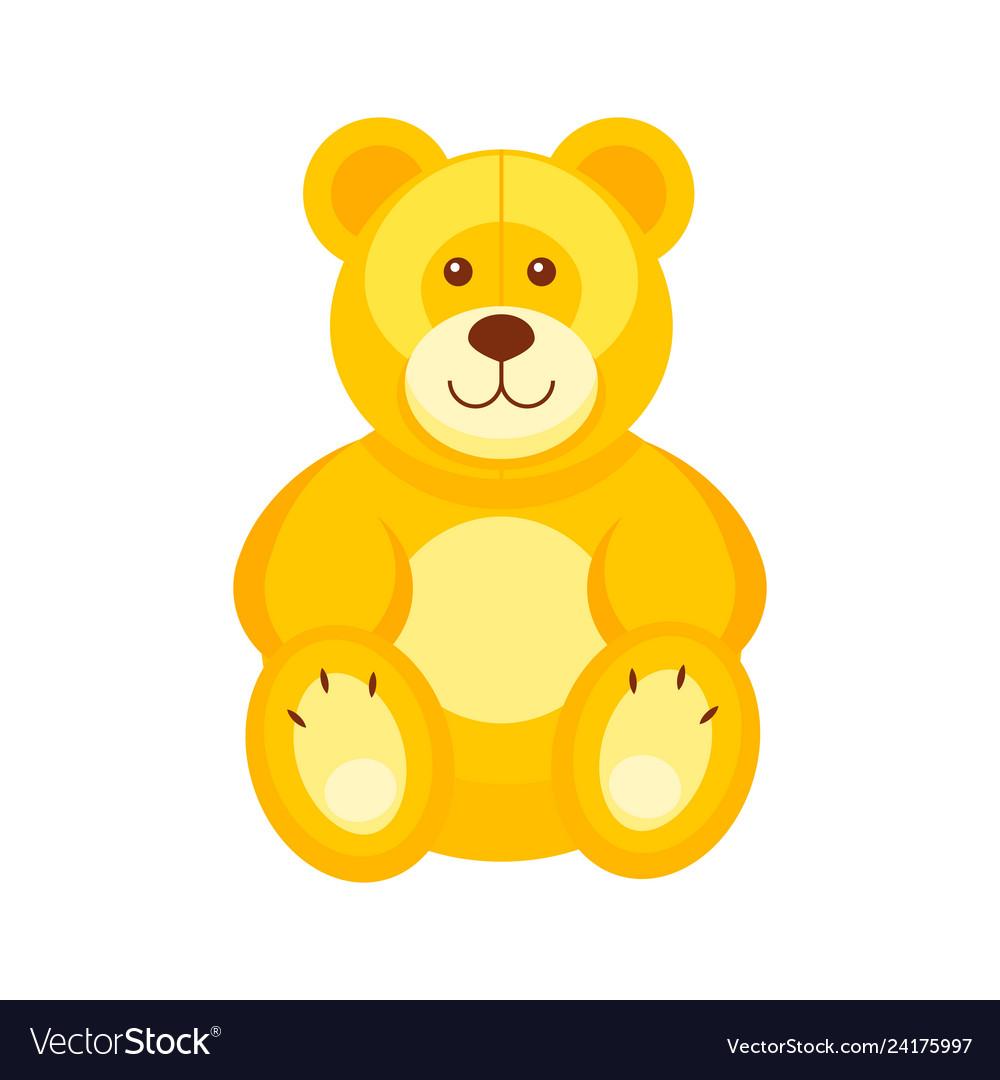 Pretty teddy bear kids toys