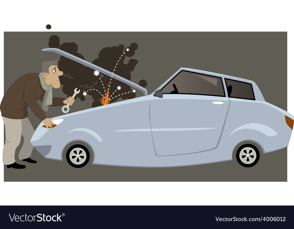 Car Broke Down >> Car Broke Down