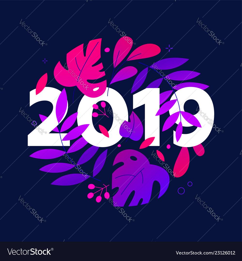 Happy New Year Flat Design 9