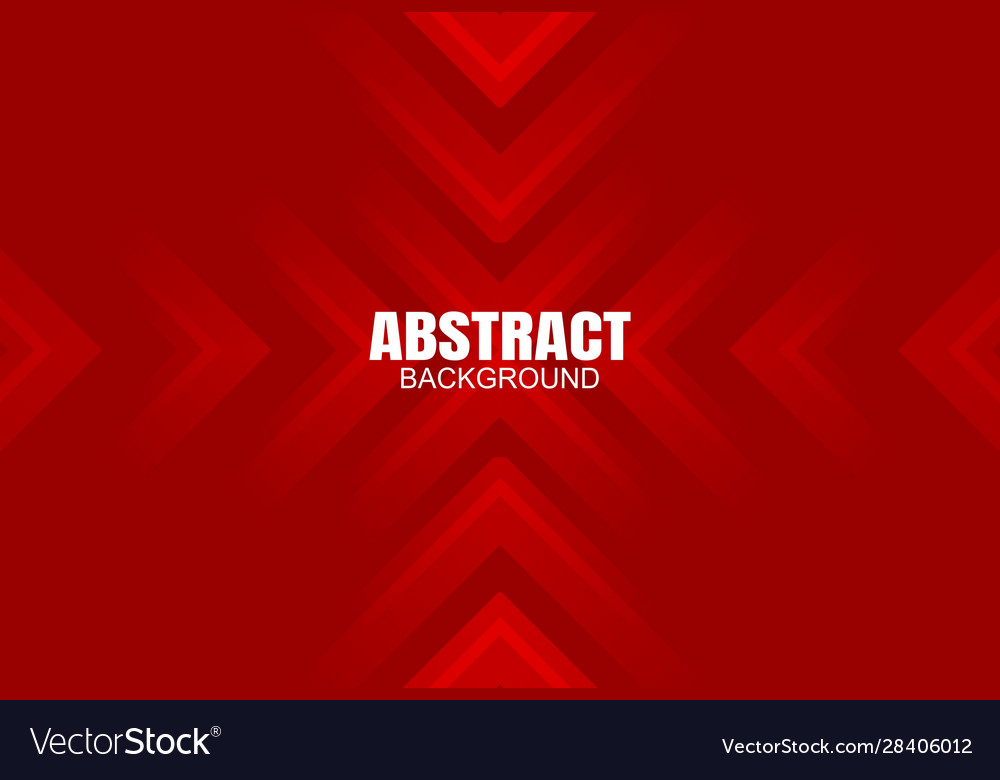 Red modern colorful abstract background