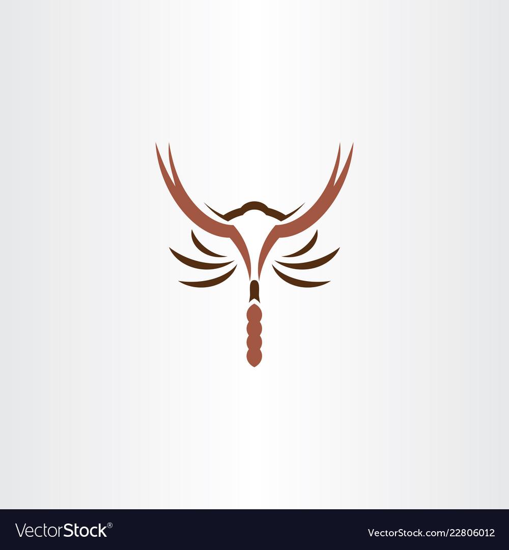 Scorpion icon symbol logo
