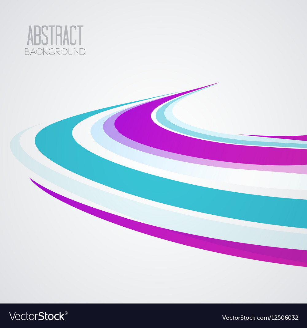 Abstract wave