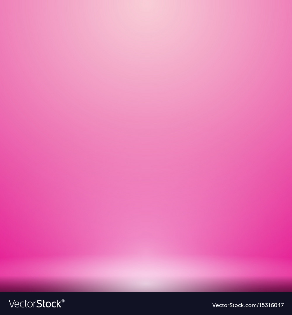 Abstract luxury pink gradient with lighting