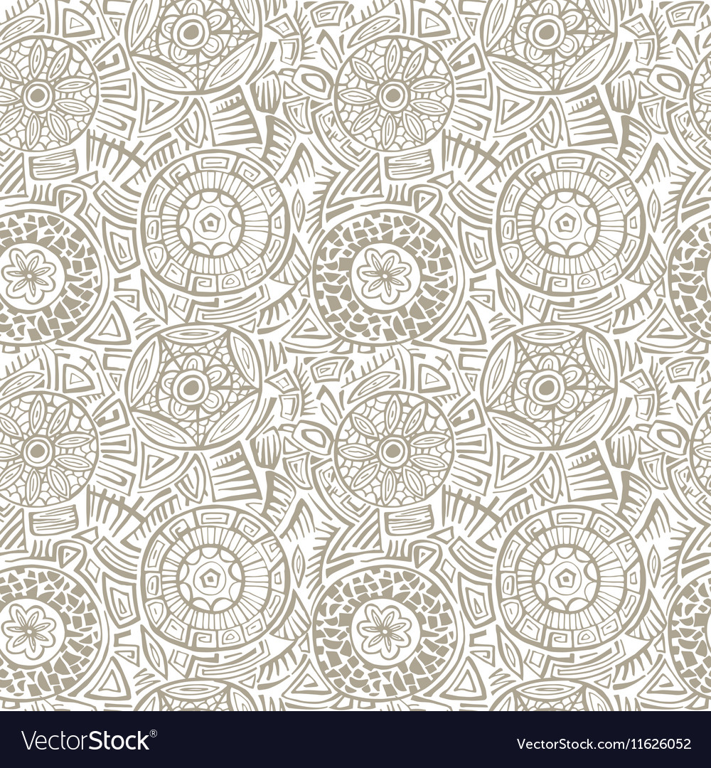Ethnic style background vector
