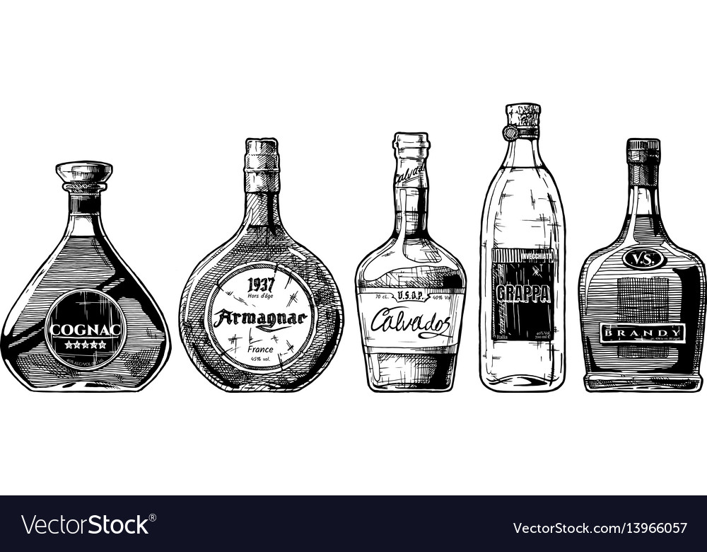 Types of brandy