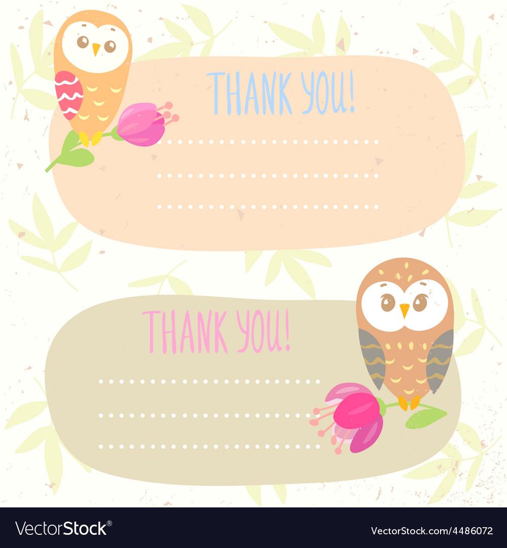 Owls frame