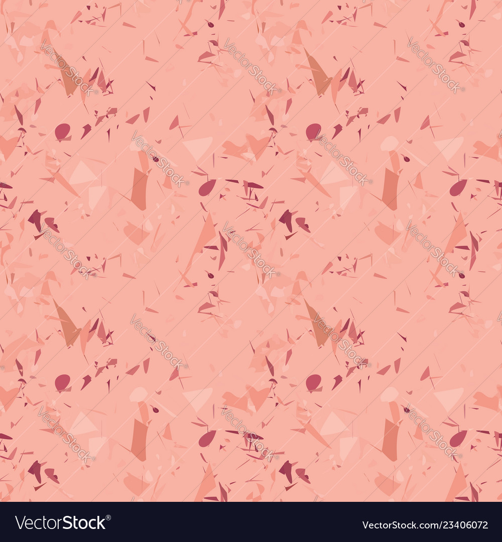 Terrazzo seamless pattern surface design for