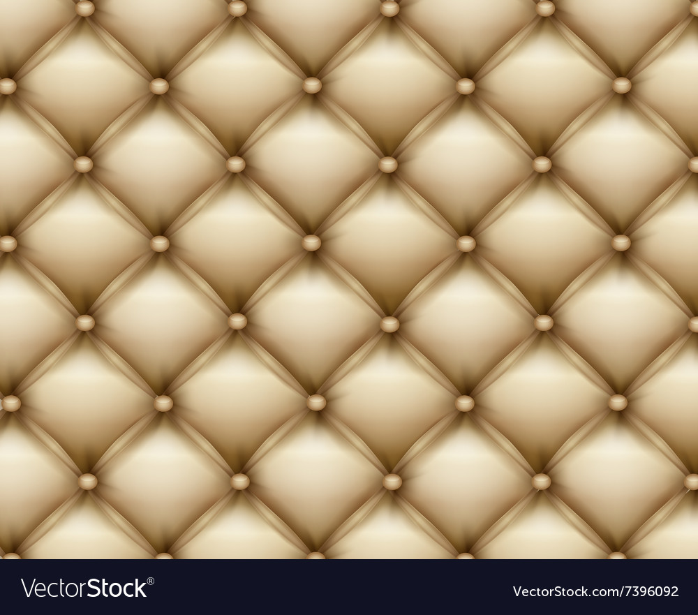 Texture Leather Upholstery Sofa Royalty Free Vector Image