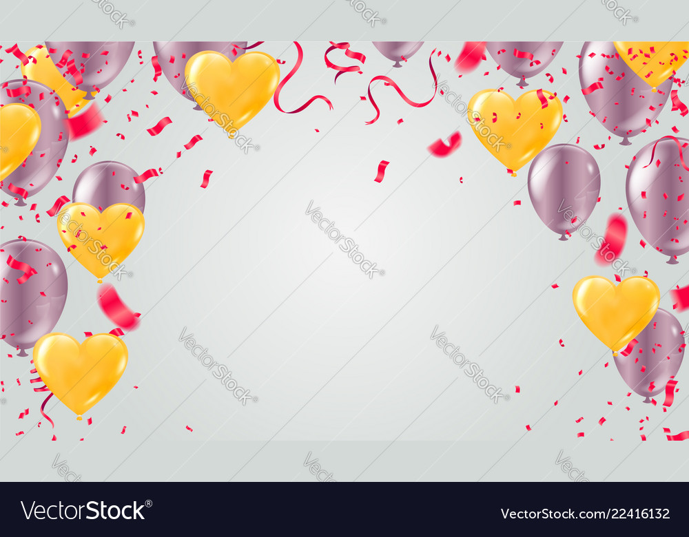 2019 happy new year background stars colorful