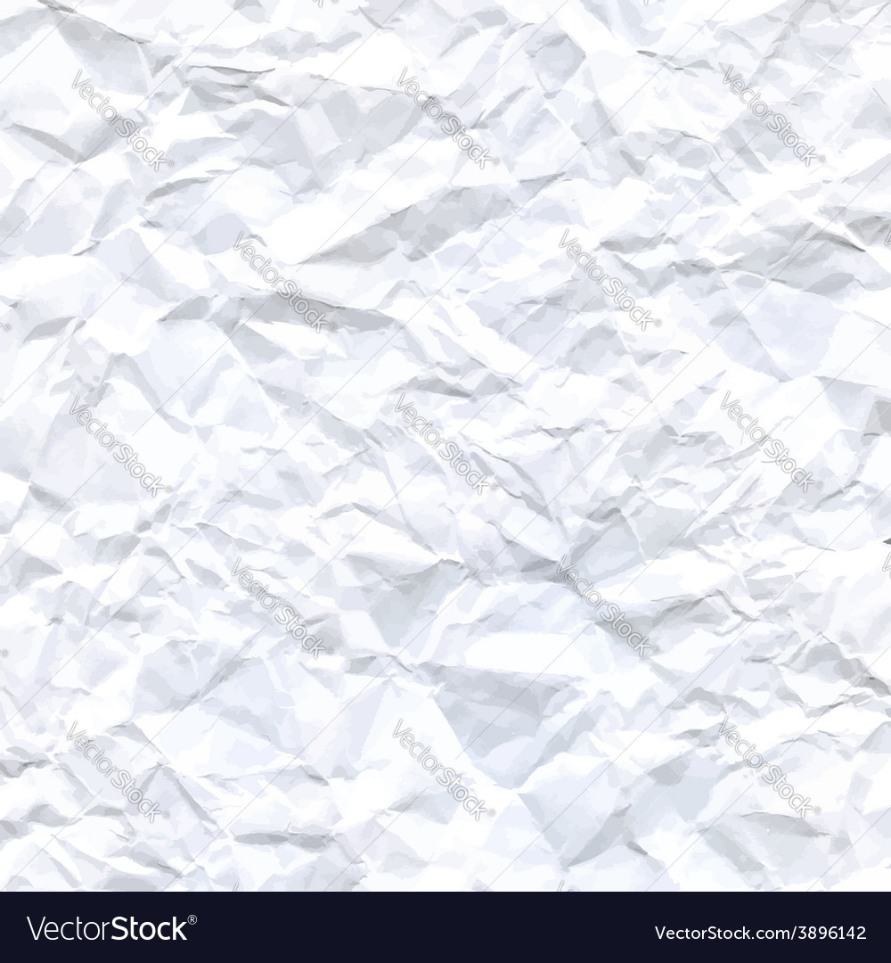 a crumpled paper design background royalty free vector image