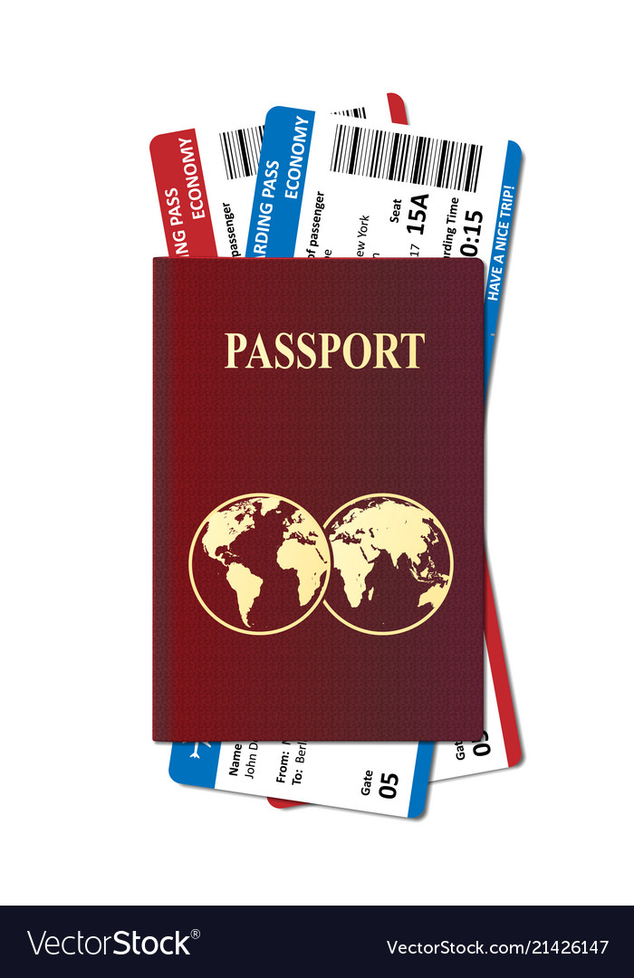 International passport with