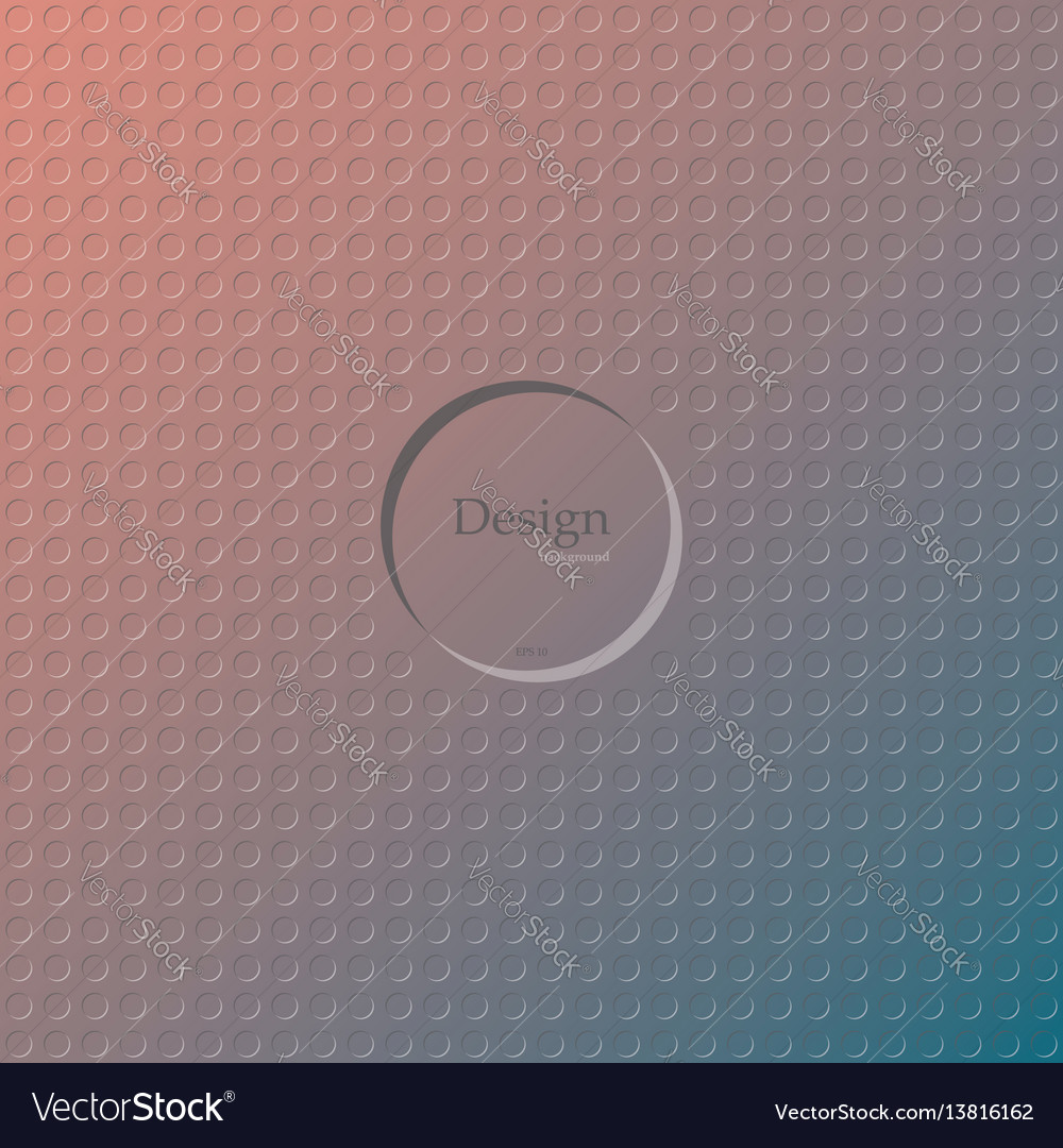 Multicolor background of circle pattern texture