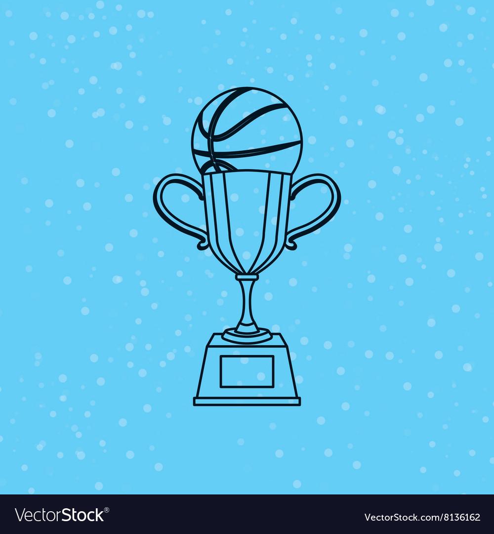 Sport concept icon design