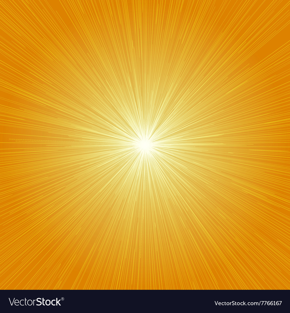 Radial speed lines graphic effects background