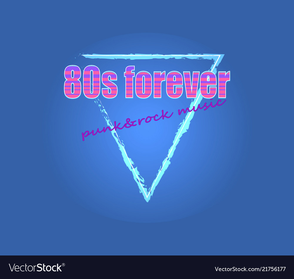 80s forever punk rock music