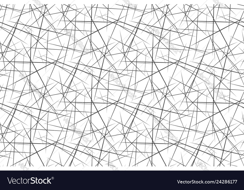 Abstract background of black geometric shapes